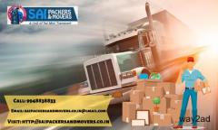 Best Packers and Movers in Hyderabad | Sai Packers And Movers