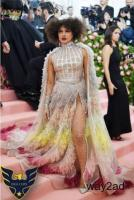Priya Golani attended the Met Gala 2019