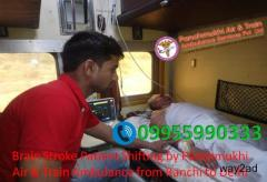 Advanced Medical ICU Support Air and Train Ambulance Service in Ranchi – Panchmukhi