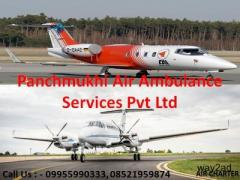 Relocate Emergency Patient by Panchmukhi Air and Train Ambulance in Hyderabad