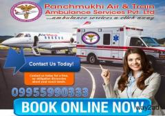 Take Advantage of Full Medical Care at Panchmukhi Air and Train Ambulance in Gorakhpur