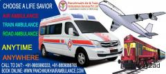 Minimum Cost but Maximum Medical Support at Panchmukhi Air Ambulance Service in Allahabad