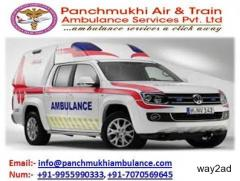 Get Complete Medical Ambulance Services in Ghaziabad By Panchmukhi Ambulance