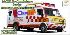 Best Price Road Ambulance Service in Ramgarh By Medilift Ambulance