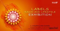 Labels Rakhi and Lifestyle Exhibition at Jaipur - BookMyStall