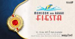 Monsoon And Rakhi Fiesta at Mumbai - BookMyStall