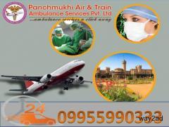 Renewed and Advanced Medical Care at Panchmukhi Air Ambulance in Raipur