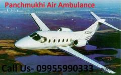 Most Trusted and Reliable Panchmukhi Air Ambulance in Gorakhpur
