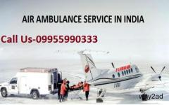 Doctor's Most Preferred Air Ambulance in Jammu by Panchmukhi