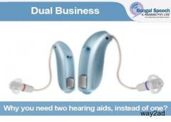 Buy Hearing Aids in Kolkata from Bengal Speech & Hearing Pvt. Ltd.