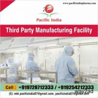 Third Party Pharma Manufacturing Company - Pacific India