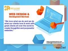 Web design and development Services