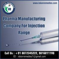 Dry Injections Manufacturing Company in India - Iskon Remedies