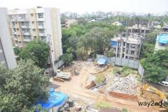 New Construction in Vile Parle East - Vijayraj Residency