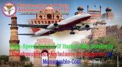 Get Best and Low-Cost Medical ICU Air and Train Ambulance in Bangalore