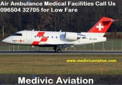 Now Get Cardinal Shifting Air Ambulance from Siliguri to Chennai by Medivic
