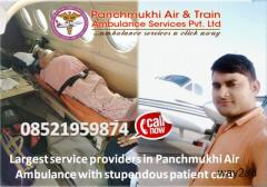 Get Most and Trusted Air Ambulance Service in Mumbai – Panchmukhi