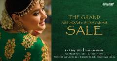 The Grand ASHADAM & SHRAVANAM Sale at Vizag - BookMyStall