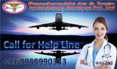 Bed to Bed Medical Care by Panchmukhi Air and Train Ambulance in Kolkata