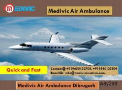 Medivic Air ambulance Dibrugarh- Good Experience