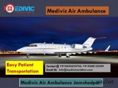 Medivic Air ambulance Jamshedpur- by the Research
