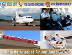 Select an Emergency Air Ambulance from Ranchi at a Reduced Cost
