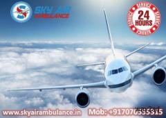 Utilize Air Ambulance from Bangalore with Life-Support Medical Service