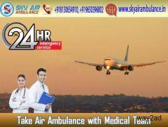 Utilize Air Ambulance Service in Delhi at an Economical Cost
