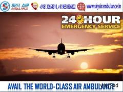 Use Air Ambulance in Kolkata with Expert MD Doctor