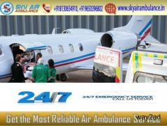 Book the Excellent Air Ambulance in Ranchi at an Inexpensive Cost