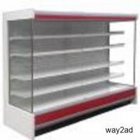 Display fridge for cold drinks