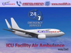Budget-Friendly Charter Air Ambulance Service in Guwahati