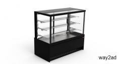 Multiple Storage HOT Display Counters in kolkata