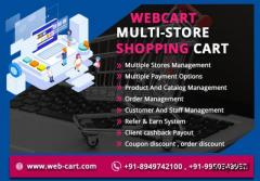Webcart-Online Shop Management Software in India