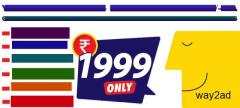 All type of Website  - Now at just rs 1999/- pa