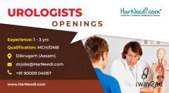 Required Urologist In Assam