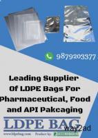 Moisure barrier bags supplier