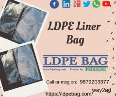Best quality food grade ldpe bags in india