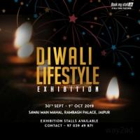 Aspiration Lifestyle Exhibition - Diwali Edition at Jaipur - BookMyStall