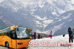 Shimla Manali with Taj Honeymoon Package by Volvo