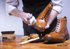 Professional Shoe Dry Cleaning in Mumbai - Phoenix Laundry