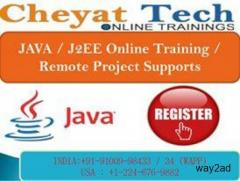 java online training - cheyat tech