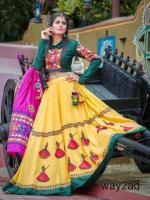 Latest Navaratri Chaniya Choli Collection 2019