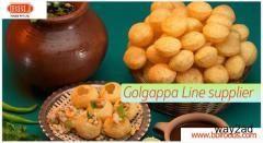 Golgappa line supplier  Sandwich cake plant