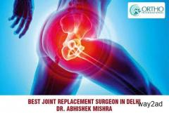 Joint Replacement Surgery with Hands of a Magician!