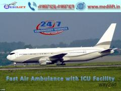 Choose a World-Class Air Ambulance Service in Mumbai at Low Fare