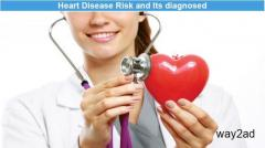 Heart Disease Risk and Its diagnosed
