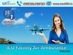 Use Medilift Air Ambulance Service in Chennai with Advanced Facility
