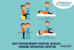 Well Renowned Physiotherapy Hospital Is Right Here!