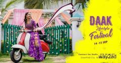 Daak Lifestyle Exhibition at Kolkata - BookMyStall